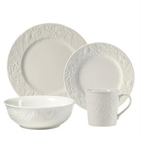 -16 PIECE SET. INCLUDES 4 (4 PIECE) PLACE SETTINGS. MSRP $215.00