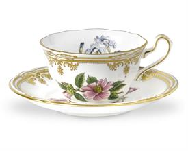 ,NEW CUP AND SAUCER