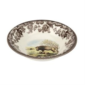 -CEREAL BOWL, BISON