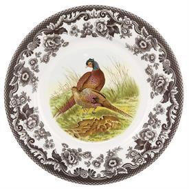 -DINNER PLATE WOOD DUC
