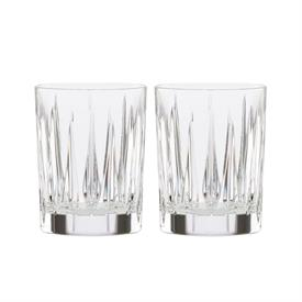 -SET OF 2 SHOT GLASSES. 2 OZ. CAPACITY.