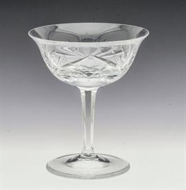 ",LIQUOR COCKTAIL GLASS, 3.75"". UNMARKED"