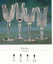 ,_NEW CLARET WINE GLASS