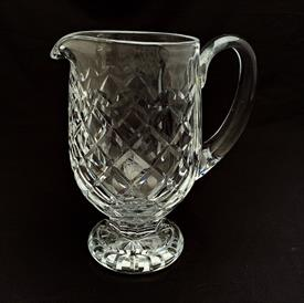 """,FOOTED PITCHER 7.25""""T"""
