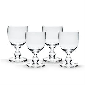 -SET OF 4 GOBLETS. MSRP $58.00