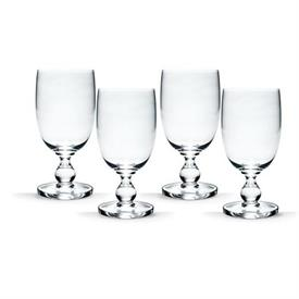 -SET OF 4 ICED BEVERAGE GLASSES. MSRP $59.00