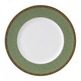 -DINNER PLATE, GREEN