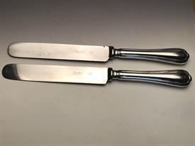 ",DINNER KNIFE BLUNT 9 7/8"""