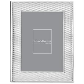 "-5X7"" PISA STERLING SILVER FRAME"