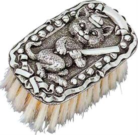 "-BABY BOYS BRUSH. 3"" LONG"