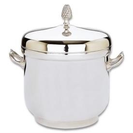 "-$9125 KINGSTON ICE BUCKET 2QT.  SILVERPLATE 9 1/2"" HIGH  CAP. 2 QT."