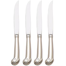 -ROYAL SHELL 4 PIECE STEAK KNIFE SET