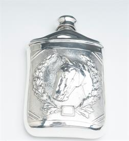 -,HORSE FLASK 6""
