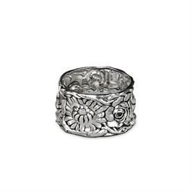 -FLOWERS NAPKIN RING