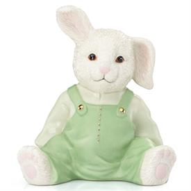 "_MY BOY BUNNY BANK. 6"" TALL. MSRP $84.00"