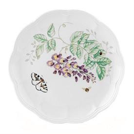 "BLUE BUTTERFLY 9"" ACCENT PLATE"