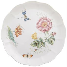 -DRAGONFLY DINNER PLATE. MSRP $25.00