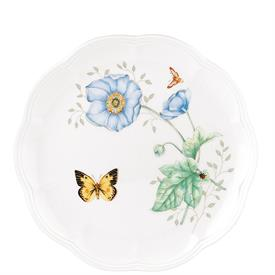 "-MONARCH 9"" ACCENT PLATE. MSRP $22.00"