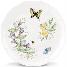 -TIGER SWALLOWTAIL DINNER PLATE. MSRP $25.00