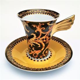 ,COFFEE CUP & SAUCER (FLAT)