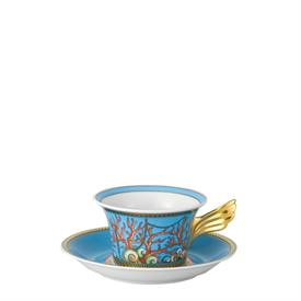 ,CUP AND SAUCER