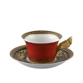 _WINGED TEA CUP & SAUCER