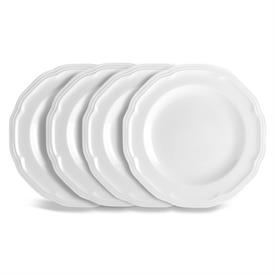 -SET OF 4 BREAD PLATES
