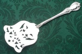 _,ASPARAGUS SERVER STERLING SILVER OLD MASTER BY TOWLE