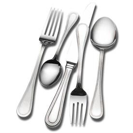 _,65 PIECE SET 12 5PC PLACE SETTING PLUS 5PC SERVE SET.TABLESPOON,PTS TABLESPOON,FORK,SUGAR AND MASTER BUTTER.18/10