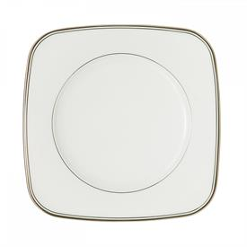 -SQUARE ACCENT SALAD PLATE