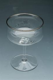 SAUCER CHAMPAGNE