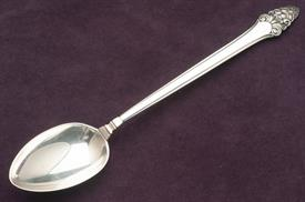 ",13.25"" PLATTER / STUFFING SPOON. 6 TROY OUNCES."
