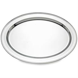 -2206 BENCHMARK OVAL TRAY