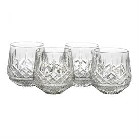 -SET OF 4 SINGLE OLD FASHIONED GLASSES (9 OUNCE)