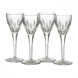 -SET OF 4 CORDIAL GLASSES (2 OUNCE)