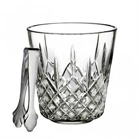 -ICE BUCKET WITH TONGS