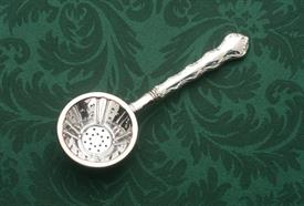 _HH TEA STRAINER TARA REED & BARTON STERLING HANDLE