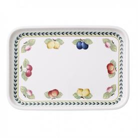 "-12.5"" RECTANGULAR SERVING TRAY/LID FOR 11.75"" BAKER"