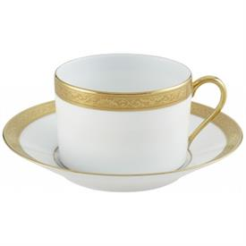 -BREAKFAST CUP. TAKES CREAM SOUP SAUCER.