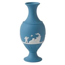 -BUD VASE PALE BLUE