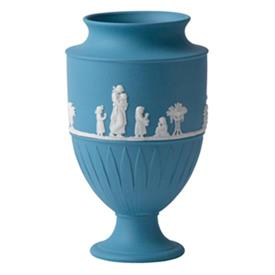 -LARGE VASE PALE BLUE