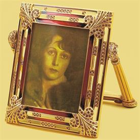 "-,7269/5 ALEXIS 2X2"" FRAME IN TURQUOISE"